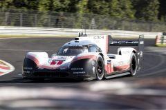 Pressemeldung Porsche - Rekordrunde mit 919 Hybrid Evo am Nürburgring