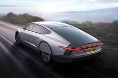 E-Mobil: Lightyear One Solar-Elektrofahrzeug mit 750 km Reichweite
