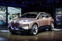 Pressemeldung BMW - Technologie-Flaggschiff BMW iNEXT ab 2021