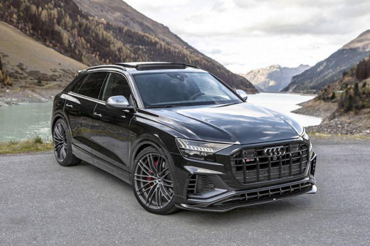 Tuning: Abt Power Leistungssteigerung mit 510 PS für Audi SQ8 TDI