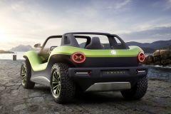 E-Mobil: VW Dune-Buggy erlebt Revival mit dem elektrischen ID. BUGGY