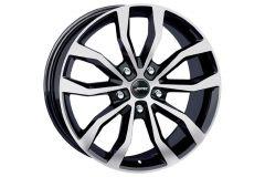Reifen & Felgen: Alcar Leichtmetallrad Uteca speziell für SUV's