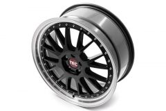 Reifen & Felgen: Tec Speedwheels Leichtmetallrad GT EVO in 3-teiligem Design