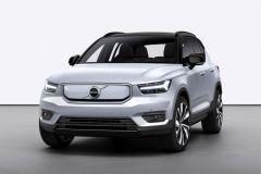 E-Mobil: Volvo startet mit dem XC40 Recharge in eine elektrische Zukunft