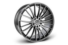 Reifen & Felgen: 22 Zoll Techart Rad Formula V für Porsche Cayenne und Panamera