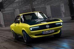 E-Mobil: Vollelektrischer Neoklassiker Opel Manta GSe ElektroMOD