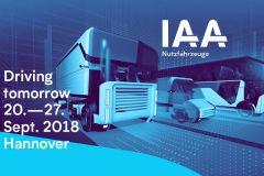 Pressemeldung IAA - Transformation einer ganzen Branche
