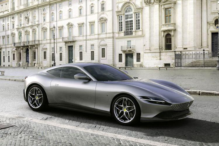 News: Ferrari Roma Coupé V8 2+ für ein genussfreudiges Lebensgefühl
