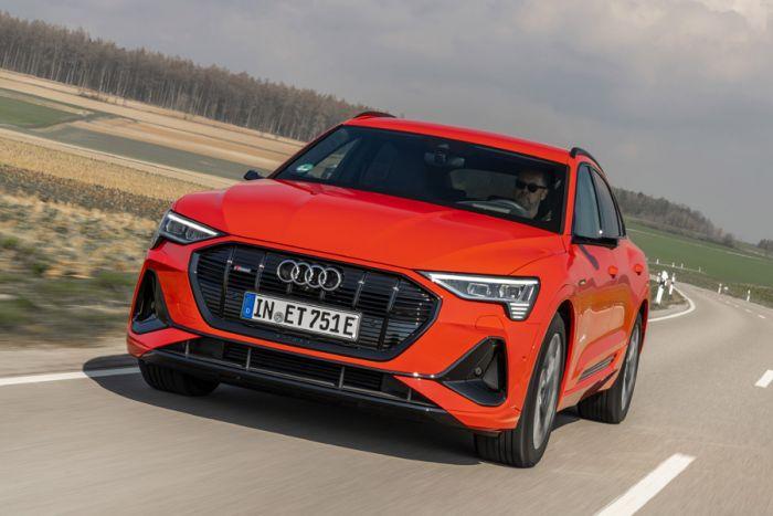 E-Mobil: Audi e-tron Sportback SUV-Coupé mit zwei Leistungsstufen