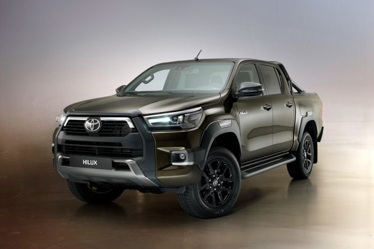 News: Faclift macht Toyota Hilux Pick-up zum stylischen Freizeitbegleiter