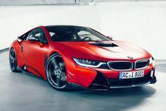 Tuning: AC Schnitzer Carbon Aerodynamikumbau für BMW i8