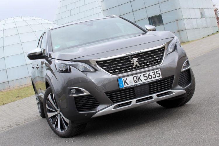 Fahrbericht: Peugeot 5008 GT BlueHDi 180 EAT8 (7-Sitzer) mit 180 PS Turbodiesel