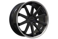 Reifen & Felgen: Deville Inox Rad von Cor.Speed Sports Wheels mit Edelstahl-Tiefbett