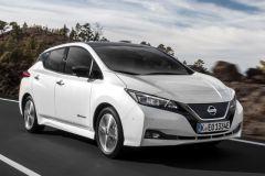 E-Mobil: Neuer Nissan Leaf mit einer Reichweite von bis zu 415 Kilometern