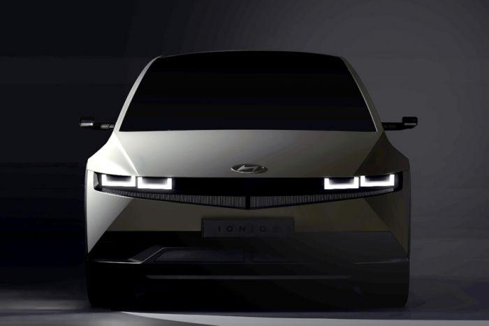 E-Mobil: Erste Details zum elektrischen CUV IONIQ 5 von Hyundai