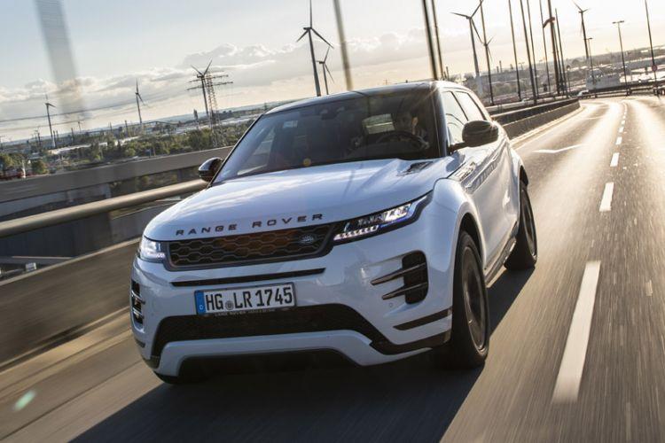 Fahrbericht: Erste Fahreindrücke vom neuen Land Rover Range Rover Evoque