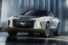 E-Mobil: DS Aero Sport Lounge Concept Car demonstriert aerodynamische Effizienz
