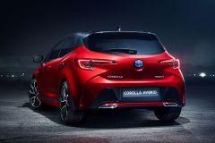 Pressemeldung Toyota - Aus Auris wird Corolla