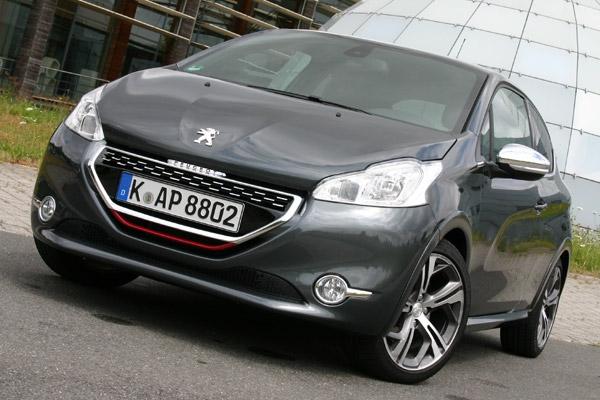 Fahrbericht: Peugeot 208 GTi mit 200 PS starkem 1,6 Liter-Vierzylinder-Turbo Benziner