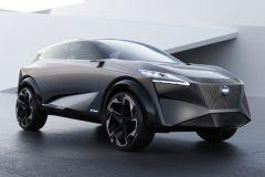 E-Mobil: Nissan IMQ Concept gibt Ausblick auf kommende Crossover-Generation