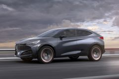 E-Mobil: Cupra Tavascan SUV-Coupé Konzeptfahrzeug mit vollelektrischem Antriebskonzept