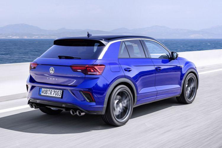 News: Stärkstes Modelle der VW T-Roc Modellreihe ist der T-Roc R mit 300 PS