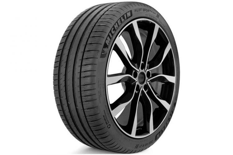 Reifen & Felgen: Neuer Michelin Pilot Sport 4 SUV für sportliche SUV-Modelle