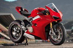 Motorrad: Ducati Topmodell Panigale V4 mit 90-Grad-V-4-Zylinder-Motor