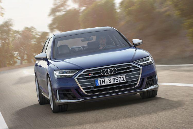 News: Audi S8 mit 571 PS starkem 4.0-Liter-TFSI 48-Volt-Mild-Hybrid Achtzylinder