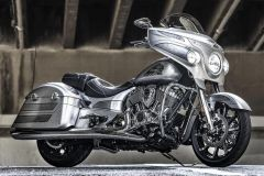 Motorrad: Limitierte Indian Chieftain Elite in exklusiver