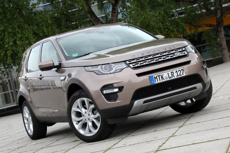Fahrbericht: Range Rover Discovery Sport 2.0I TD4 Diesel 132 kW/ 180 PS HSE