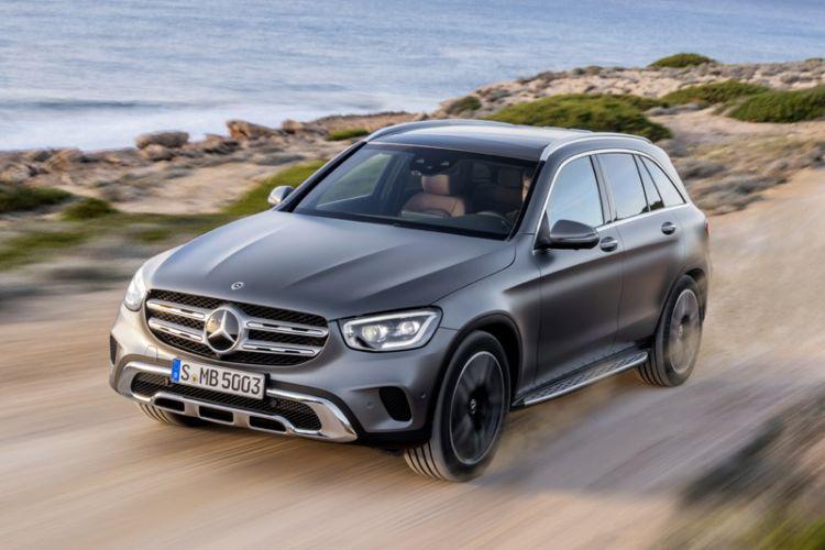 News: Neue Mercedes GLC Generation mit neuer Motorenpalette und erweitertet Ausstattung