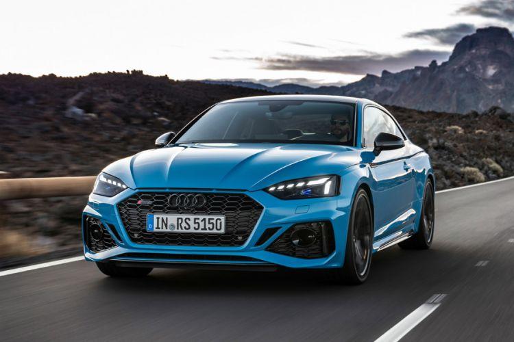 News: Audi RS 5 Coupé und RS 5 Sportback erhalten sportlichen Feinschliff