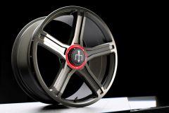 Reifen & Felgen: Weltweit erste mehrteilige Vollcarbon-Felge von Posaidon