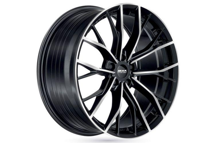 Reifen & Felgen: MAK Leichtmetallrad Mark speziell für BMW-Modelle