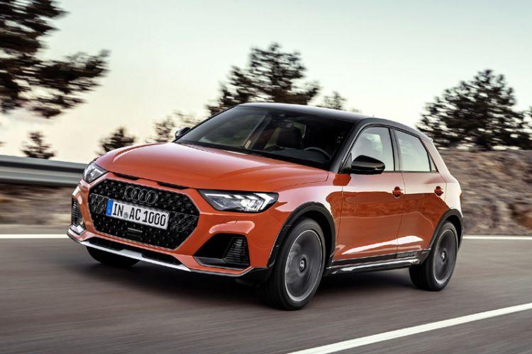 News: Crossover-Version des Audi A1 Sportback kommt als Citycarver