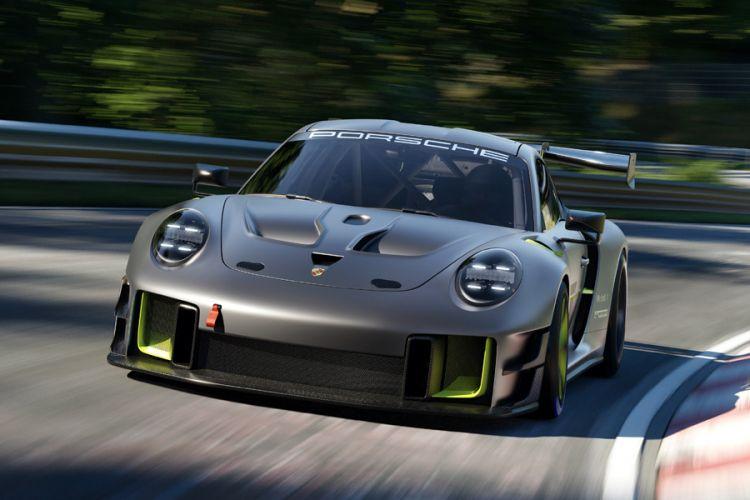 News: Porsche 911 GT2 RS Clubsport 25 im Manthay