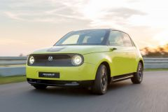 E-Mobil: Honda e kommt 2019 mit Heckantrieb und 150 PS starkem Elektromotor