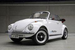 E-Mobil: VW und eClassics rüsten Oldtimer wie den Käfer auf Elektroantrieb um