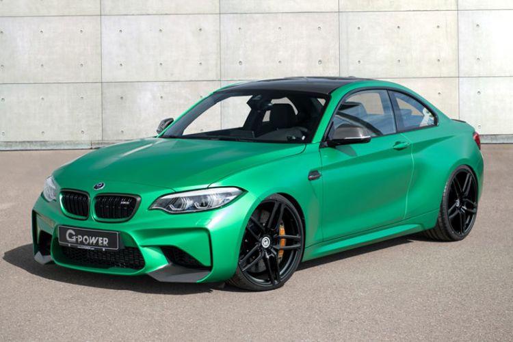 Tuning: G-Power hebt Leistung des BMW M2 auf 500 PS (368 kW) an