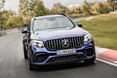 Pressemeldung Mercedes-AMG - Schnellstes Serien-SUV auf der Nürburgring-Nordschleife