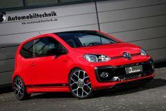 Tuning: 145 PS machen den B&B VW UP! GTI 210 km/h schnell