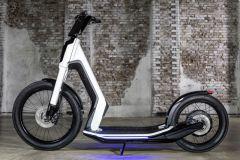 Motorrad: Streetmate E-Scooter und elektro Cityskater von Volkswagen