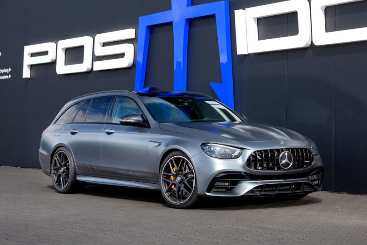 Tuning: 940 PS starkes Posaidon E 63 RS 830+ AMG T-Modell