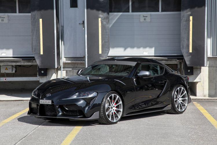 Tuning: Toyota GR Supra 3.0i Turbo von Dähler Competition Line