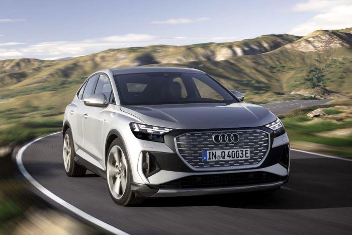 E-Mobil: Audi präsentiert den neuen Q4 e-tron und Q4 e-tron Sportback