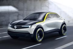 Pressemeldung Opel - Markenstudie gibt Ausblick auf künftige Opel-Modelle