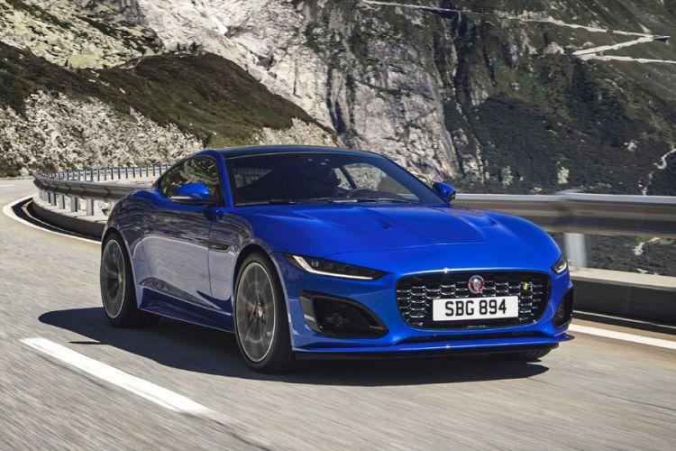 News: Facelift und erweitertes Motorenprogramm für Jaguar F-Type Modelljahr 2020