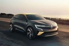 E-Mobil: Renault Mégane eVision gibt Ausblick auf elektrisches Kompaktmodell