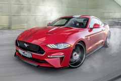 Tuning: Limitierter High-Performance-Mustang mit 735 PS Wolf Racing